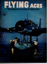 Flying Aces Magazine March 1944 Vol.46 No 4