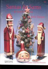 New ListingNew Santas & Sams Dolara Gourd 4th of July tole painting book patterns acrylics