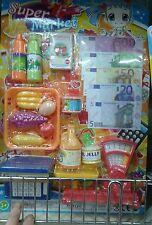 Set prodotti supermarket Kit gioco di qualità giocattolo toy