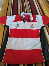 New listing Rugby Union Football Shirt Kukri belfast Wellington college northern Ireland