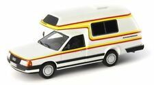 Audi 100 Typ 44 Bischofberger (Camper) 1985 White 1:43 Model AUTOCULT