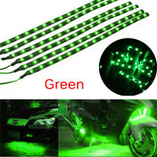 6PCS Waterproof  DC 12V Motor LED Strip Underbody Light For Car Motorcycle US.