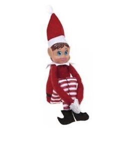 Naughty Elf On The Shelf - Girl www.elvesbehavinbadly.com