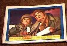 ACT OF LOVE 1953 LOBBY CARD #5 KIRK DOUGLAS
