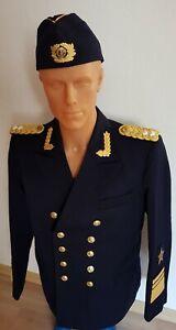 Admiral Volksmarine DDR Uniform NVA