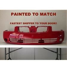 Fits; 2004 2005 2006 Nissan Sentra Sedan Front Bumper Painted (NI1000216)