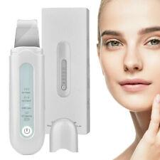 Ultrasonic Skin Scrubber Blackhead Peeling Remover Facial Pore  Cleaning Spa USB