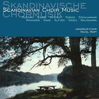 SCANDINAVIAN CHOIR MUSIC - AMADEUSCHOR [CD]