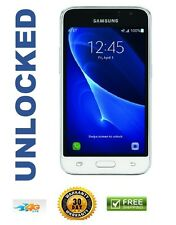 New Samsung Galaxy Express 3 At&t UNLOCKED 4G LTE SM-J120A White Android 6.0