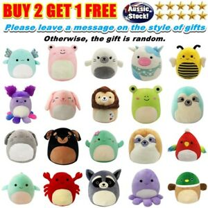 Squishmallows 7.5Inch Plush Toy Soft Doll Pillow Stuffed Cushion Kids Gifts