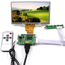 "HDMI LCD Controller Board+6.5"" 800x480 AT65TN14 LCD Screeb For Raspberry Pi"