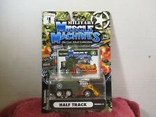 MUSCLE MACHINES ~ MILITARY~ 1:64  HALL TRACK