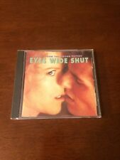 Cd Compact Disc Eyes Wide Shut - Music from the Motion Picture