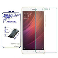 For Xiaomi Redmi Note 4 Tempered Glass Screen Protector 0.26MM 9H