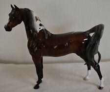 Peter Stone Dah 2019 Arabian Stallion Model Horse Nr! Free Shipping!