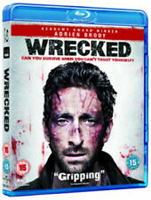 Wrecked Blu-ray (2011) NEW