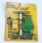 TRAIN TRONICS ACTION-LIT AUTOMOBILES VOLKSWAGON NEW OLD STOCK HO SCALE