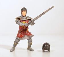 "2.5"" King Peter Pevensie 2005 Action Figure Hasbro Narnia Lion Witch & Wardrobe"