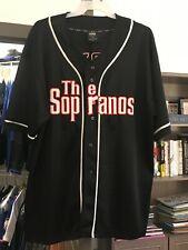 Sopranos Baseball Jersey Hbo limited Xxl