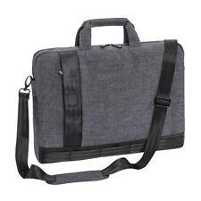 Notebooktasche für 17,3 Zoll (43,9cm) Laptoptasche mit Schultergurt Zubehörfach