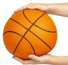 "9"" JUMBO SQUISH BASKETBALL Sports Squishy"