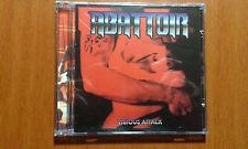 Abattoir - Vicious Attack Remaster 2015 Official reissue