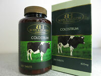 Body & Health Colostrum 820mg 200 Tablets