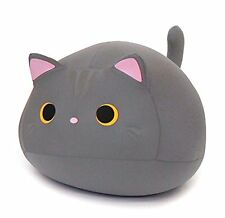 MOGU Cushion Mogutchi Cat Gray 015559 Japan