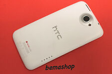 Original HTC ONE X G23 S720e NFC Akkudeckel Back Cover Battery Cover Weiss