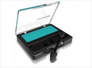 CoverGirl 435 Turquoise Tempest Eye Enhancers 1-Kit Eye Shadow .09 oz LOT OF 5