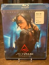 Aeon Flux (Blu-ray Disc, 2006, Special Collectors Edition) New Sealed.