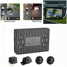 1080P Super HD 360° Panoramic Around View Car Driving Recorder 4-CH Cameras ADAS