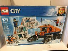 Lego Figurine Minifig city Arctic photographe biologiste cagoule cty0905 NEUF