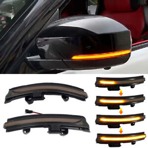 LED Dynamic Turn Signal Light for Fit for Land Rover Discovery 5 L462 2017-2021