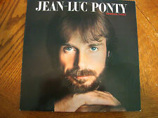 "JEAN LUC PONTY ""INDIVIDUAL CHOICE"" GERMAN IMPORT ZAPPA ALLEN HOLDSWORTH N MINT"