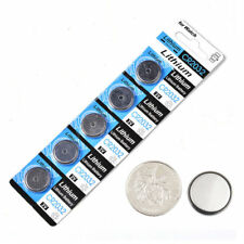 Pack CR2032 5PCS 3 Volt Coin Button Cell Battery Watch Remote Pack Set