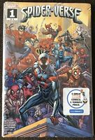 Spider-Verse #1 Walmart Variant 3-Pack Sealed; 1st APP of Spider-Zero; Marvel