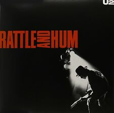 U2 Rattle And Hum 180g GATEFOLD Island Records NEW SEALED VINYL RECORD 2 LP
