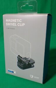 Genuine GoPro Magnetic Swivel Clip Mount (Boxed, Opened but not Used)