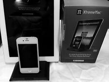 XtremeMac Uncharge Duo 2.1 amp Dual Charging Dock for iPod iPhone/iPad-Black