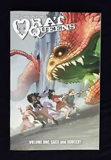 Rat Queens Vol 1: Sass and Sorcery Trade Paperback Image Quebec Upchurch (2014)