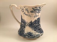 Vintage Old English Countryside Made in England Johnson Brothers Pitcher