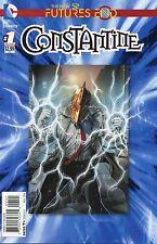 CONSTANTINE FUTURE'S END #1 - STANDARD COVER - DC COMICS - 2014