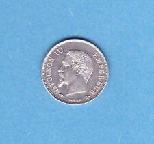 (F.103) MONNAIE DE 20 CENTIMES NAPOLÉON III 1860 A (SPL)