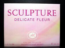 NIKOS SCUPLTURE DELICATE FLEUR EDT SPRAY FOR WOMEN 1.0 Oz / 30 ml BRAND NEW ITEM