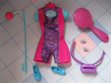 Barbie Sea World Adventure Park I Can Be A Dolphin Trainer Doll Clothes Fish