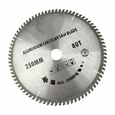 250mm x 30mm Sägeblatt TCT 80 Zähne