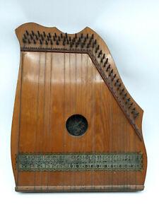 "Vintage Saxony ""The Piano Chord"" Autoharp"