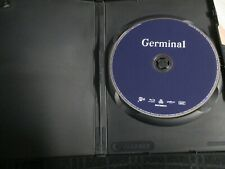 "BLU-RAY NEUF ""GERMINAL"" Renaud, Gerard DEPARDIEU Miou-Miou, Judith HENRY"