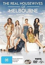 THE REAL HOUSEWIVES OF MELBOURNE : SEASON 1  - DVD - UK Compatible